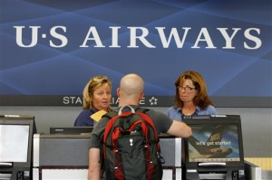 Earns US Airways