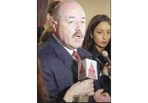 Kerik rejects homeland post