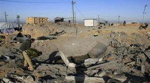 Israeli aircraft strike Gaza targets