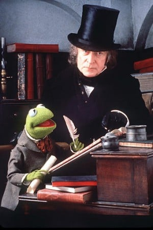 MICHAEL CAINE KERMIT THE FROG