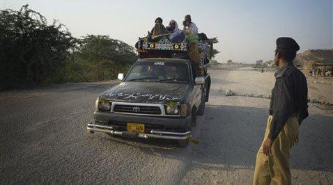 Pakistan cuts deal with anti-U.S. militants