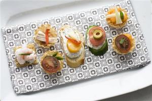 Food-Oscars Canapes