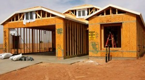 Credit market hampers home construction