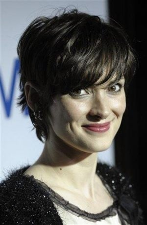 Publicist: Winona Ryder hospitalized in UK