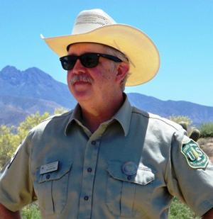 Mesa Ranger District volunteer
