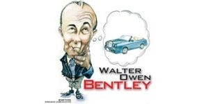 Automotive Legends and Heroes: Walter Owen Bentley