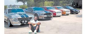 Celebrity Car: Ahman Green