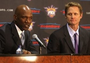 Suns introduce new coach Porter