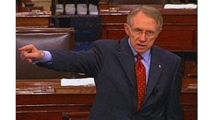 Reid: Bush, GOP seek to reinvent reality