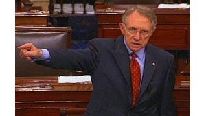 Reid: Bush, GOP seek to reinvent reality