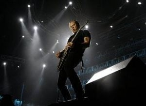 Bonnaroo opens with Metallica, Chris Rock