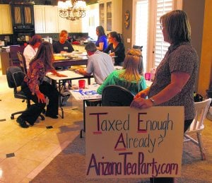 'Tax day' protest planned for Gilbert