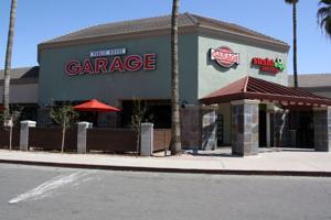 Public House Garage