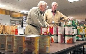 Scottsdale businesses, community center seek food donations