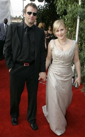 Patricia Arquette files for divorce