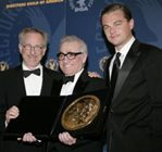 Scorsese wins DGA prize for 'Departed'