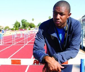 VX Boys Track and Field Athlete of Year: Cameron Taylor