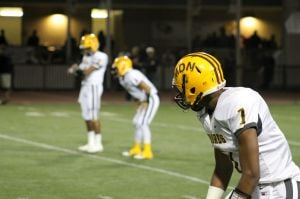 Marcos de Niza at Chaparral 11/15/2013