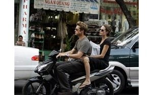 Pitt, Jolie spend holiday in Vietnam
