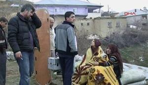 Strong earthquake slams eastern Turkey