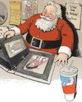Tracing the 1700-year history of Santa Claus