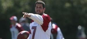 Cardinals notebook: Leinart plans to 'work butt off'