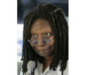 Whoopi officially joins ABC's 'The View'