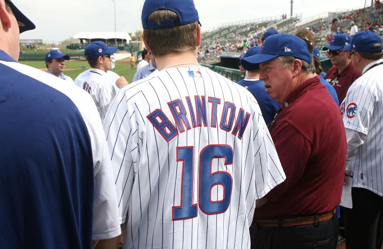 Brinton Honored