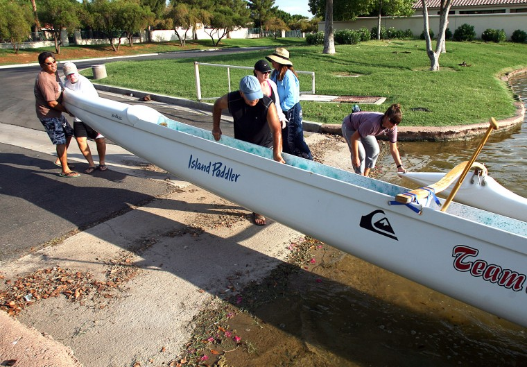 Team Arizona Outrigger Canoe Club