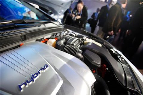 Fuel efficiency rules aimed at advanced vehicles