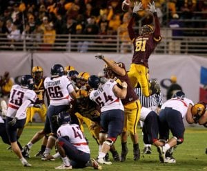 ASU football notebook: 27 seniors savor third win over UA