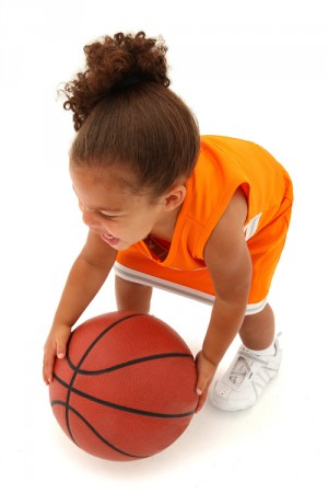 Basketball fun for kids