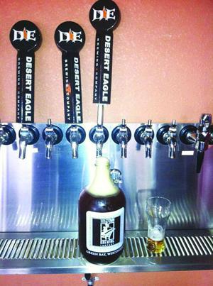 Desert Eagle Brewery