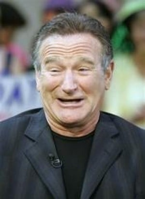 Robin Williams to open Letterman's show