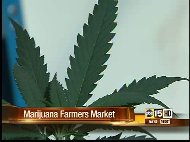 Marijuana Farmer's Market