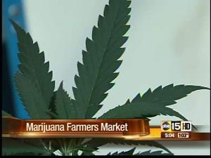 Marijuana Farmer's Market