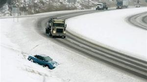 Thousands blacked out as ice storm wreaks havoc