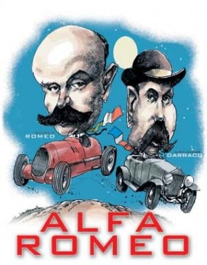 Automotive Legends and Heroes: Alfa Romeo