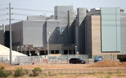 Intel's Ocotillo facility
