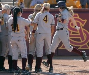 ASU bats awaken in rout of Hawaii