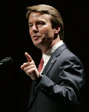 John Edwards faces federal investigation