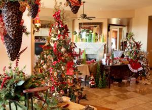 Christmas Idea House
