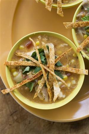 Food-Healthy-Corn Chowder