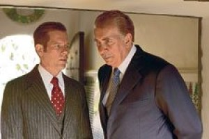 'Frost/Nixon' depicts tense TV showdown