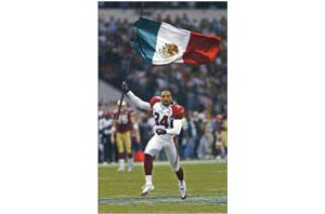 Cardinals beat 49ers in Mexico City