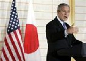 Bush seeks united Asian front on N. Korea