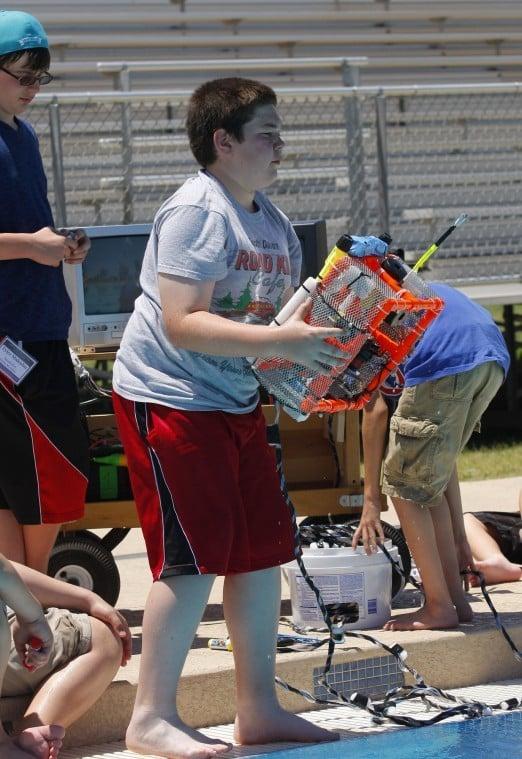 National Underwater Robotics Challenge