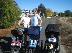 Outdoors-Stroller Hikes