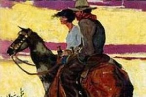 'Riders of the Purple Sage'