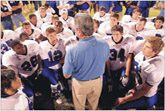 Chandler football coach's Fridays everything but ordinary